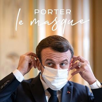 ອວຍພອນປີໃຫມ່ດ້ວຍພາສາຫວຽດນາມ, ປະທານາທິບໍດີຝຣັ່ງ Emmanuel Macron ເຮັດໃຫ້ເກີດຄວາມຊື່ນຊົມຍິນດີ ໃນສັງຄົມອິນເຕີແນດ