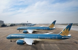 ການບ ນແຫ ງຊາດຫວຽດນາມ vietnam airlines ຄາດວ າຈະເປ ດຖ ຽວບ ນສາກ ນ ຄ ນ ໃໝ ແຕ ວ ນທ 1 ກ ລະກ ດ