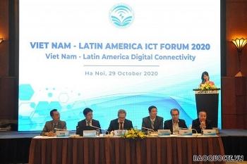 ກອງປະຊຸມສົ່ງເສີມການຄ້າ ICT ຫວຽດນາມ - ອາເມລິກາລາຕິນ ປີ 2020