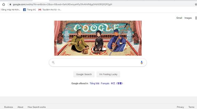 Google ສະເຫຼີມສະຫຼອງວັນບູຊາຜູ້ກໍ່ຕັ້ງອາຊີບຂັບ ກາຈູ່ ຫວຽດນາມ