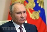 ທ່ານ ປະທານາທິບໍດີລັດເຊຍ Vladimir Putin ໄດ້ສົ່ງຄຳອວຍພອນປີໃໝ່ໄປຍັງທ່ານ ເລຂາທິການໃຫຍ່, ປະທານປະເທດຫວຽດນາມ ຫງວຽນຝູຈ້ອງ