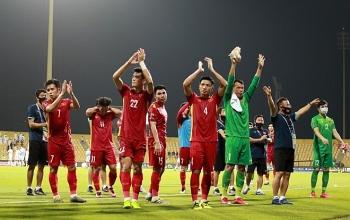 ທິມບານເຕະຫວຽດນາມ ສ້າງປະຫວັດສາດ ເມື່ອເປັນຄັ້ງທຳອິດສາມາດເຂົ້າແຂ່ງຂັນຮອບຄັດເລືອກທີ 3 World Cup 2022