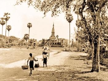 ຮູບພາບວຽງຈັນໃນຊຸມປີ 1935-1959