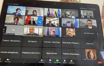UNDP ຍົກອອກບຸລິມະສິດໃນການເຄື່ອນໄຫວພັດທະນາໄລຍະ 2021 – 2025 ໃຫ້ແກ່ພາກພື້ນອາຊີ - ປາຊີຟິກ