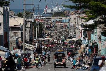 ຫວຽດນາມ, ອິນໂດເນເຊຍ  ສະໜັບສະໜູນ ລັດຖະບານ Haiti ປະຕິຮູບລັດຖະທຳມະນູນ